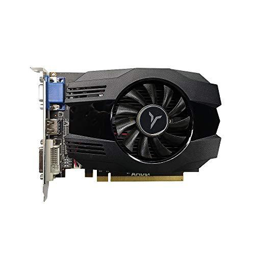 Yeston R5 240-4GD3 VA Graphic Card DirectX11 4GB/64bit 1333MHz Low Power Consumption GPU for PC