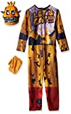 Rubie's Costume 630621-M Boys Five Nights at Freddy's Nightmare Chica The Chicken Costume, Medium, Multicolor