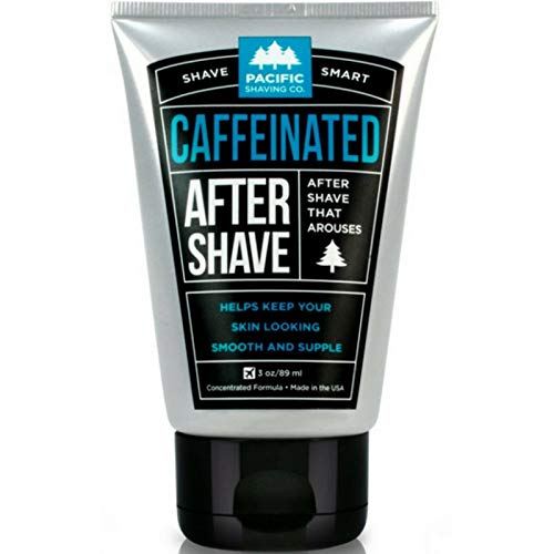 Pacific Shaving Company Caffeinated Aftershave -...
