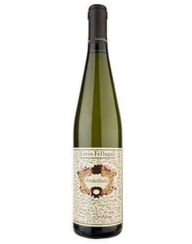 Friuli Colli Orientali DOC Ribolla Gialla Livio Felluga 2017 0,75 L
