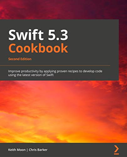 Swift 5.3 Cookbook, 2nd Edition Front Cover