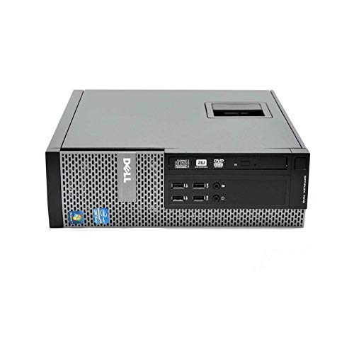 PC DELL 7010 SFF Intel Core i5 3470 3.20Ghz/RAM 8GB/480GB SSD/DVD+RW/WIN 10 PRO (Ricondizionato)