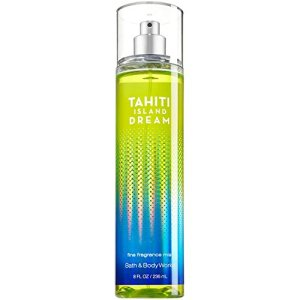 Works Tahiti Island Dream Fine Fragrance