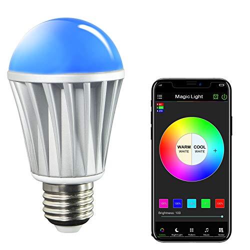 MagicLight® Bluetooth Smart LED Light Bulb Review