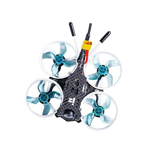B Blesiya Drone in Miniatura con Fotocamera per Divertimento Fantastico Party - Stile 1 Blu
