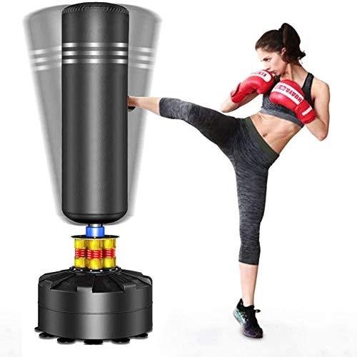YOLEO Boxsack StandboxsäckeTrainingsgeräte Erwachsene Freistehender Standboxsack Boxing Trainer Heavy Duty...