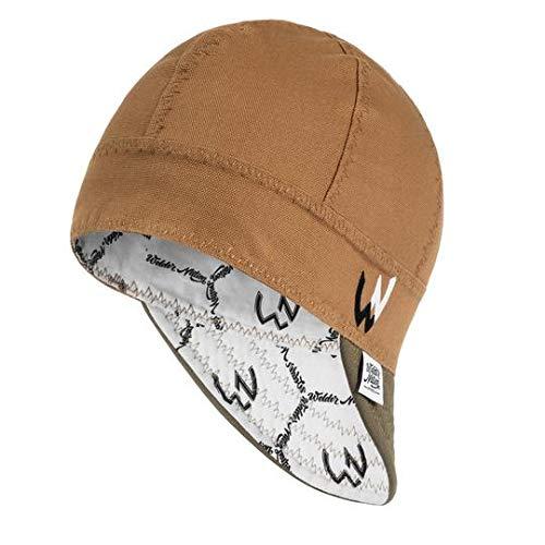 Welder Nation 8 Panel Welding Cap, Durable, Soft 10 oz...