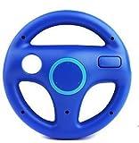 Romote Mode Jeux de course Volant pour Jeu Wii Mario Kart (Bleu)