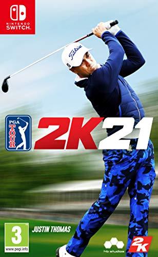 PGA Tour 2K21, Nintendo Switch