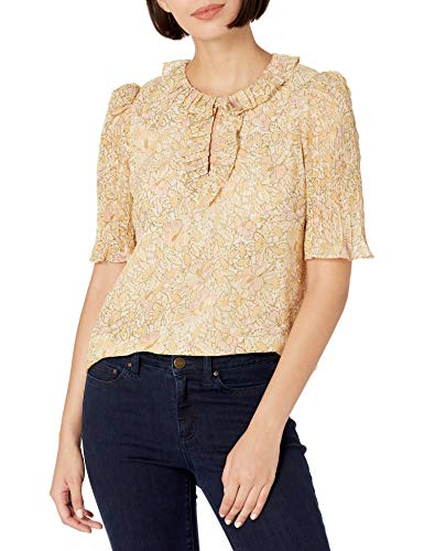 41rOOLYEI7L. SL500 Solei floral top