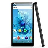 AGPTEK 4 Pouces MP4 Bluetooth WiFi Type C, Lecteur Musique Android 6.0 de Grand...