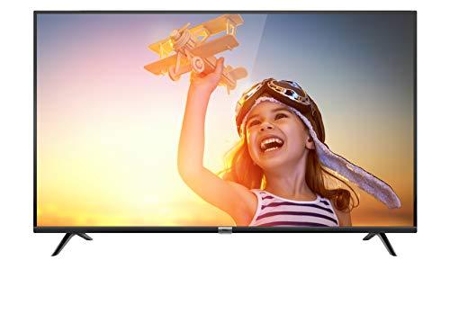"""TCL 65DP600 - Televisor de 65"""" FHD (Smart TV con UHD 4K, HDR, Dolby Audio, Dolby Digital Plus, T-Cast y sintonizador Triple) Color Negro"""