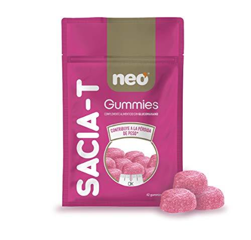 NEO | Sacia-T 42 Gummies Caramelos - 42 Unidades 210 gr | Co