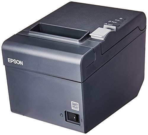 Impressora Térmica Nao Fiscal Epson Usb com Guilhotina C31Cb10081, Epson, TM-T20, Preto