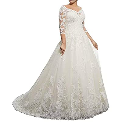 material:lace bridal dress ,100% Polyester a line Applique beaded wedding dress sexy halter wedding gown luxury train Wedding dress we accept customize,you only need send yout bust__,waitst__,hip__,height___shoe heel__,to us,we will accoring to your ...