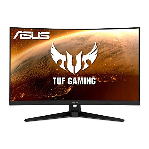 "ASUS TUF Gaming VG32VQ1B 31.5"" Curved Monitor,..."