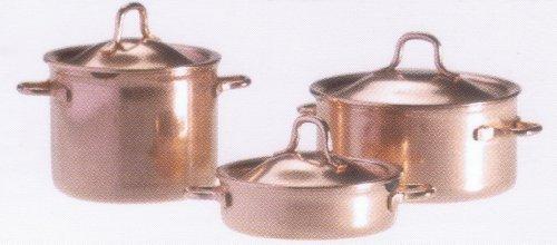 Bodo Henig 27180 - Kupfertöpfe