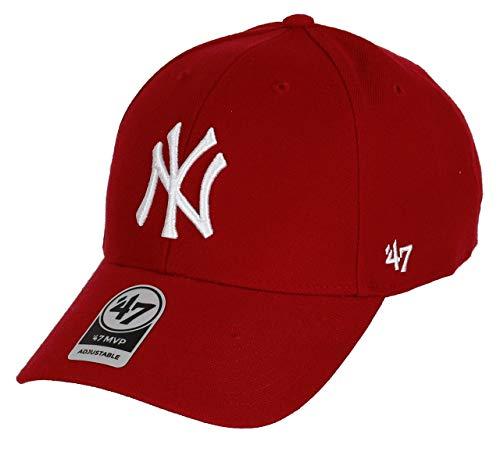 Gorra MLB New York Yankees MVP, Unisex Adulto, Gorra, B-MVP1