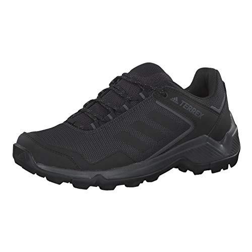 adidas Herren Terrex EASTRAIL Walkingschuhe, Schwarz (Carbon/Core Black/Grey Five Carbon/Core Black/Grey Five), 46 EU