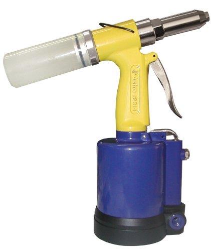Astro Pneumatic Tool PR14 Air Riveter - 3/32', 1/8', 5/32', 3/16' and 1/4' Capacity