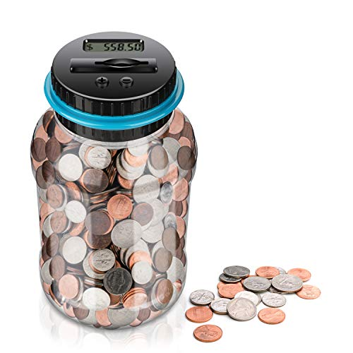 41rfZEbXZQL - The 7 Best Adult Piggy Banks That Make Your Loose Change Really Count