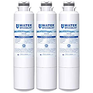 NSF 42 CERTIFIED: Certified to deliver fresh water and ice cubes by filtering out chlorine, taste and odor. QUALITY PERFORMANCE: Retains beneficial minerals while removing impurities in water, serving you a superior grade of filtered water. FILTER LI...
