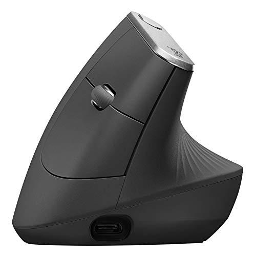 Logitech MX Vertical Mouse ergonomico avanzato...