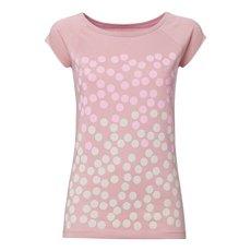 ThokkThokk Damen T-Shirt Bubblegum Altrosa Bio Fair, Größe:XL