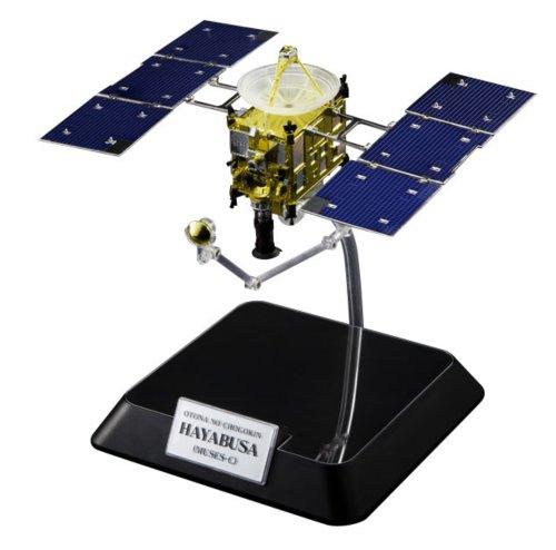 バンダイ 65280 大人の超合金 小惑星探査機 はやぶさ(初回生産分限定特典付き)