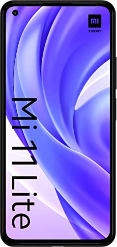 """Xiaomi Mi 11 Lite (Pantalla 6.55"""" AMOLED DotDisplay FHD+ ,..."""