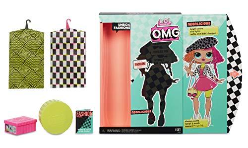 Image 7 - MGA- Poupée-Mannequin L.O.L O.M.G. Neonlicious avec 20 Surprises Toy, 560579, Multicolore