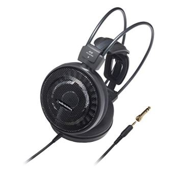 Audio-Technica ATH-AD700X Audiophile Open-Air Headphones Black