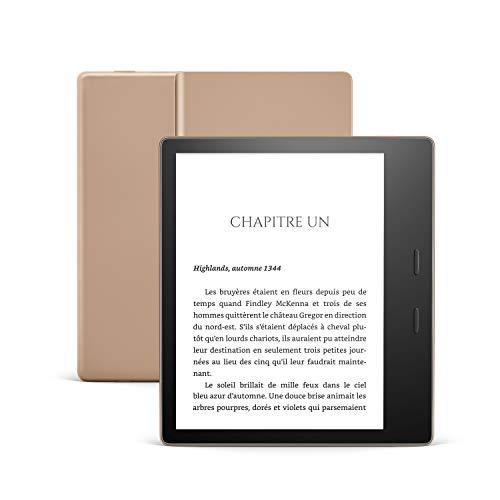 Kindle Oasis, Maintenant avec température d'éclairage ajustable,...
