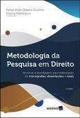 Metodología de la investigación en derecho: técnicas y enfoques para la redacción de monografías, disertaciones y tesis