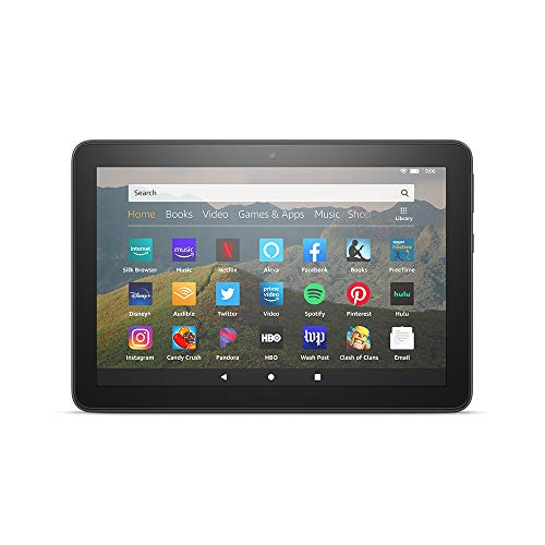 All-new Fire HD 8 tablet, 8' HD display, 32 GB, designed for...