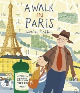 A Walk in Paris (Hardback) - Common