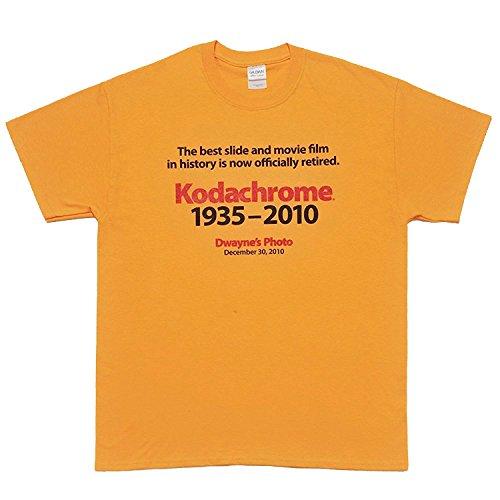 コダクローム・メモリアル Tシャツ XL