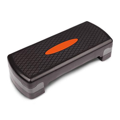 Ultrasport Step, Multifunzione Ottimo per Aerobica E Fitness, Tapboard, Banco a Gradini, Regolabile...