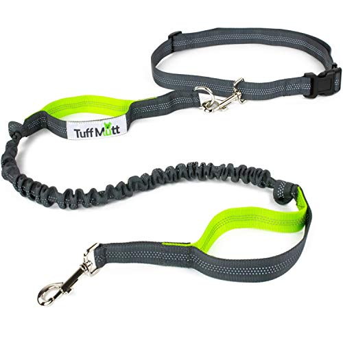 Tuff Mutt Hands Free Dog Leash for Running,...