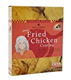 Paula Deen Fried Chicken Coating 15 Oz! Simply, Quick and Easy Fried Chicken Mix! Tasty Crunchy Homemade Fried Chickens! Great Delicious Homemade Treats! Choose Your Mix! (Fried Chicken)