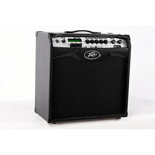 Peavey VYPYR VIP 3 100W 1x12 Guitar Modeling Combo Amp Black 888365189628