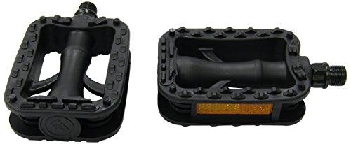 BRIDGESTONE(ブリヂストン) 樹脂ペダル ブラック VP-308.A F460169BLC