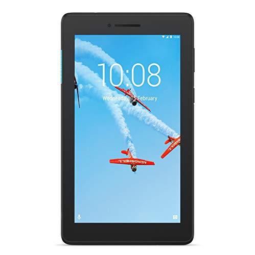 Lenovo TAB E7 Tablet, Display 7' HD TN, Processore MediaTek,16GB espandibili fino a 128GB, RAM 1GB,...