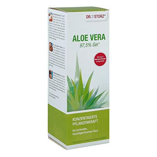 Dr. STORZ Aloe Vera 97.5% Gel, 200 ml Gel