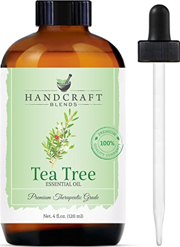 Handcraft TeaTree Essential Oil - 100 Percent Pure and...