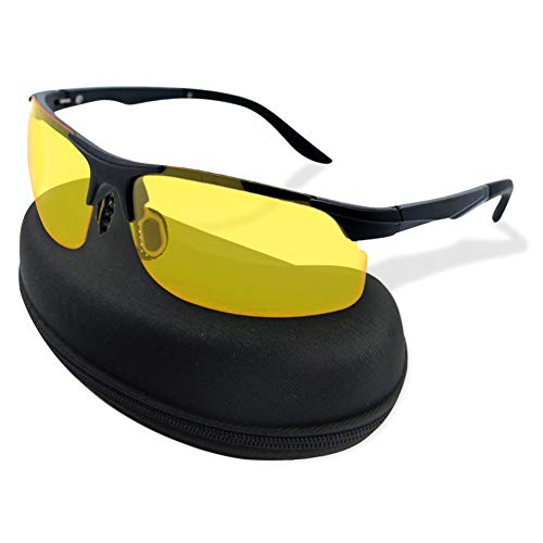 Night Driving Glasses Anti Glare Polarized Sunglasses