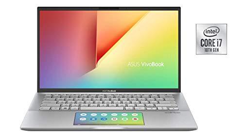 "Asus Vivobook S S432FA-EB052T PC Portable 14"" FHD (Intel Core i7-10510U, 8Go de RAM, 512Go SSD, Windows 10) Clavier AZERTY Français"