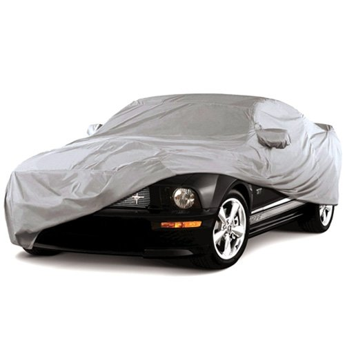CarsCover Custom Fit 1999-2004 Ford Mustang Car Cover 5 Layer Ultrashield