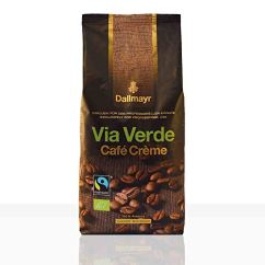 Dallmayr Café Crème Via Verde