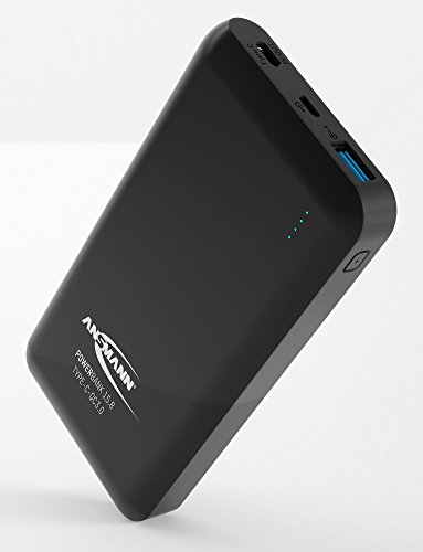 ANSMANN Powerbank 15000mAh Quick Charge 3.0 -...